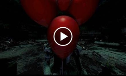 IT –  A Cinematic VR experiment train