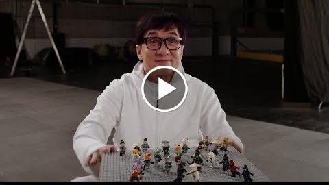 The LegoS Ninjago mowed – Ninja formative Featurette