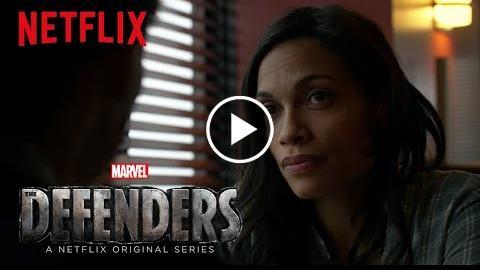 Marvel's The Defender | Clair  | Netfliks