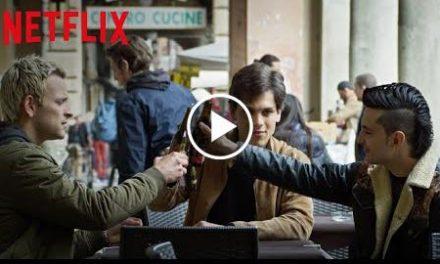 Suburra | offish trainer | Netflix