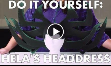 Do It yummy Hela's Head-dress | thorax Ragnaroek