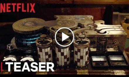 Lightless | teaser [HD] | Netfliks