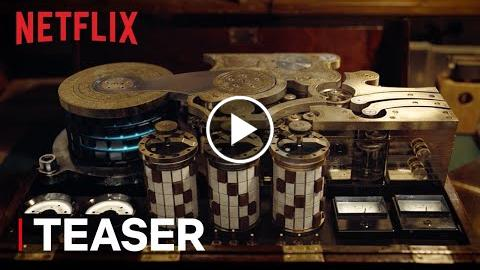 Lightless | teaser [HD] | Netfliks