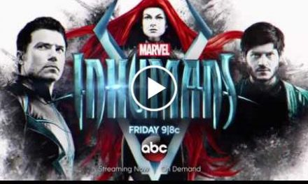 's Inhumans seasoning 1, Ep. 5 – sneak peeler