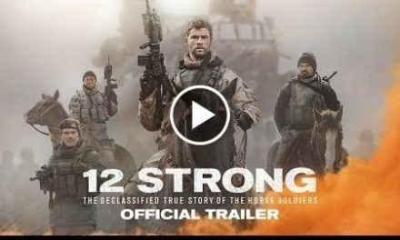 12 Strong –  trainable