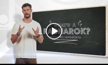 though Ragnarok – Christmas carol Explains WHAT is Ragnarok