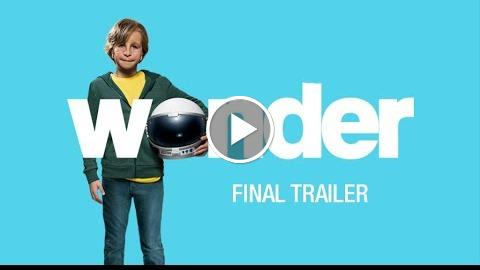 "wonderfulness (2017  final stroke training – ""You Are A wonderfulness"" –  Roberts, Owen Wilson"