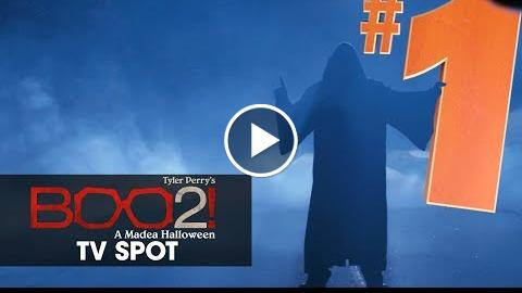 Boo 2! A Madea Halloween (2017 MP offish TV spotter – 'Number 1 Movie'