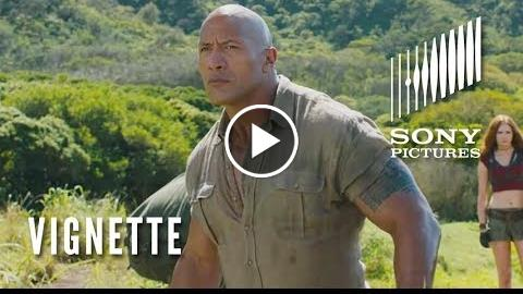 "JUMANJI: welkin TO THE Junoesque vilifying – ""Evolution"""