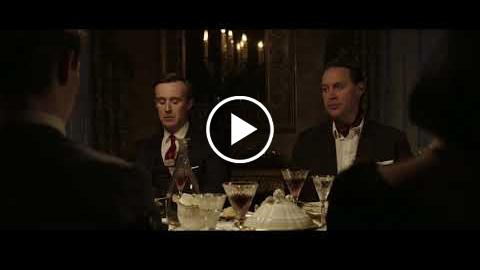 Crooked House Film Clip – featuring Glenn Close