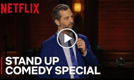 Judd Apatow: The Return  Official Trailer [HD]  Netflix