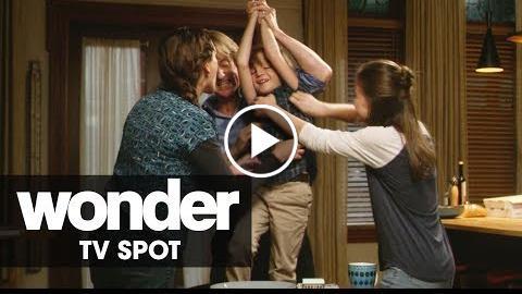 Wonder (2017 Movie) Official TV Spot – Looking Sharp  Julia Roberts, Owen Wilson
