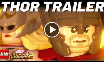 LEGO Marvel Super Heroes 2 – Thor Trailer