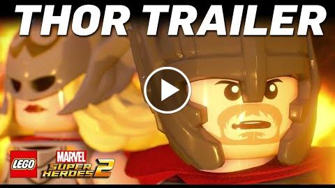 LEGO Marvel Super Heroes 2 – Thor Trailer
