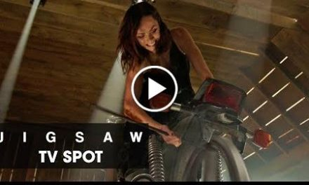 Jigsaw (2017 Movie) Official TV Spot  Number 1 Movie