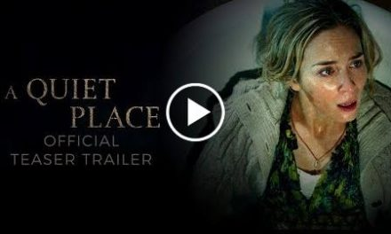 A Quiet Place (2018) – Official Teaser Trailer – Paramount Pictures