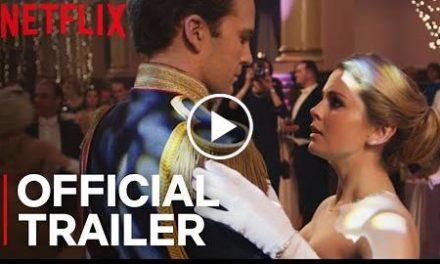 A Christmas Prince  Official Trailer [HD]  Netflix