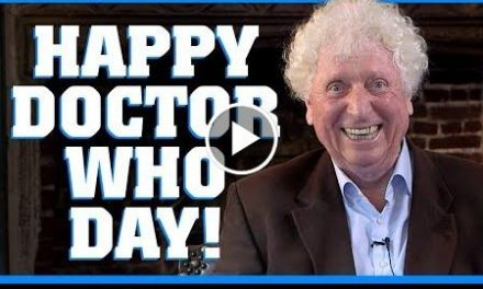 Happy Doctor Who Day From Tom Baker! – Doctor Who