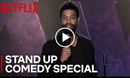 DeRay Davis: How To Act Black  Official Trailer [HD]  Netflix