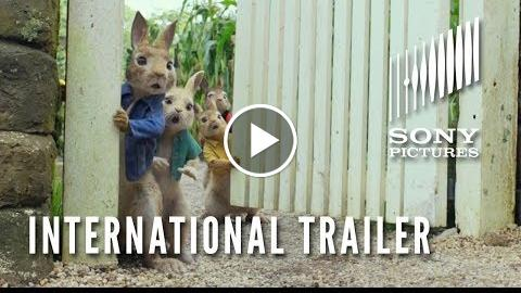 Peter Rabbit  UK Trailer