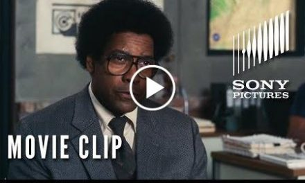"ROMAN J. ISRAEL, ESQ. Movie Clip – ""Back to My Roots"""