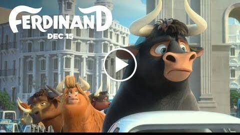 "Ferdinand  ""I'm a Little More Complex"" TV Commercial  20th Century FOX"