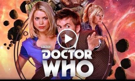 The Tenth Doctor and Rose Tyler Reunited! – Doctor Who