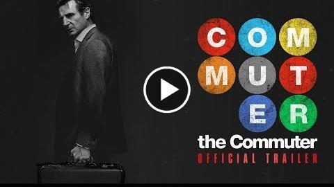 The Commuter (2018 Movie) Official Trailer  Liam Neeson, Vera Farmiga, Patrick Wilson