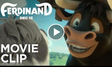 "Ferdinand  ""Weird is the New Normal"" Clip  20th Century FOX"