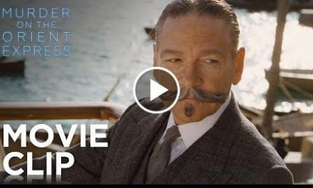 """Murder on the Orient Express  """"I Know Your Moustache"""" Clip  20th Century FOX"""