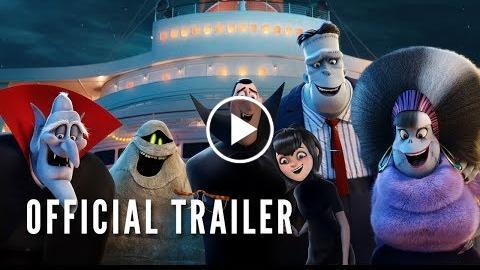 HOTEL TRANSYLVANIA 3: SUMMER VACATION – Official Trailer (HD)