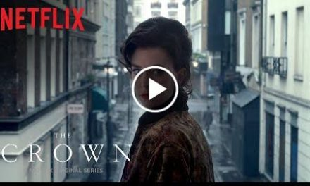 The Crown – Season 2  Trailer: Margaret [HD]  Netflix