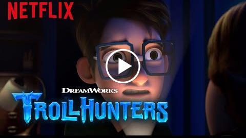 Trollhunters Part 2  Teaser: Eli  Netflix