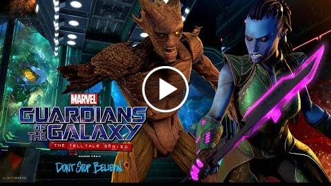 Marvel's Guardians of the Galaxy: The Telltale Series – Final Trailer