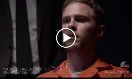 Marvels Agents of S.H.I.E.L.D. Season 5, Ep. 5  Nick Blood Returns as Lance Hunter!