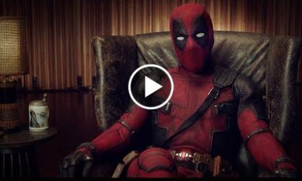 Deadpool – Brazil Comic Con Tattoos