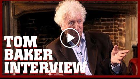 Tom Baker Talks About Being The Fourth Doctor – Doctor Who