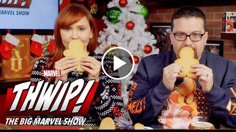 Cookie Challenge on THWIP! The Big Marvel Show!