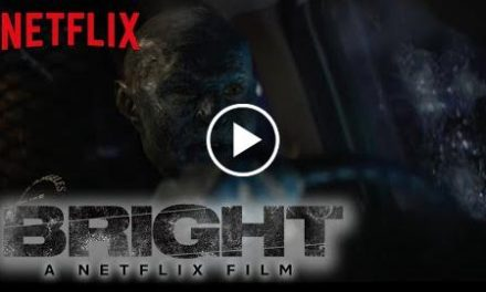 Bright  Clip: They Don't Teach That At The Academy [HD]  Netflix