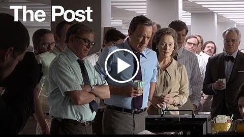 The Post  Dream Team: Meryl Streep & Tom Hanks  20th Century FOX