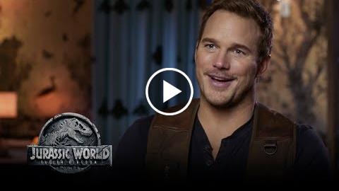 Jurassic World: Fallen Kingdom – Trailer Tomorrow (Go Behind The Scenes) (HD)