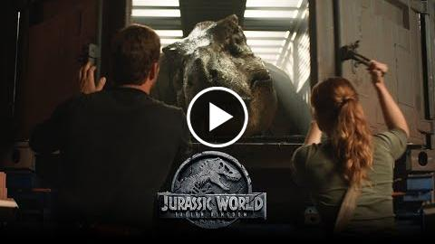 Jurassic World: Fallen Kingdom – Trailer Thursday (Awesome) (HD)