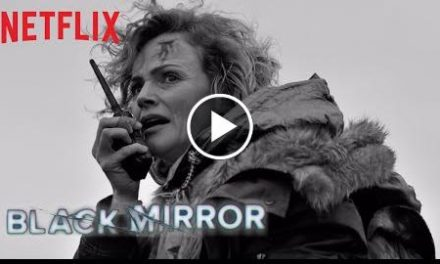 Black Mirror – Metalhead  Official Trailer [HD]  Netflix