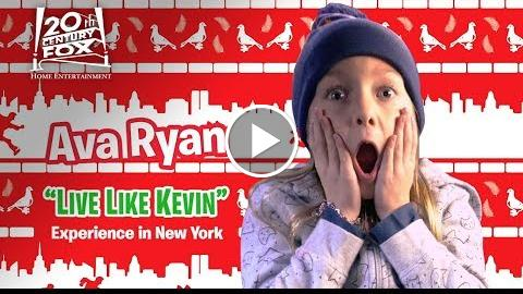 Home Alone 2  Ava Ryan Lives It Up Like Kevin In New York  20th Century FOX