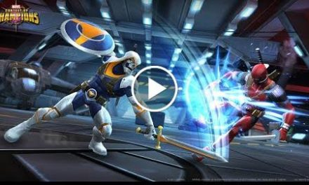 Marvel Contest of Champions Taskmaster Spotlight