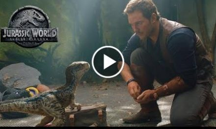 Jurassic World: Fallen Kingdom – Trailer Tonight (Remarkable) (HD)