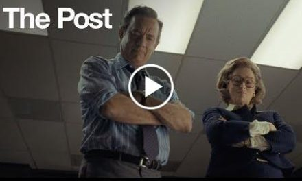 "The Post  What Would You Do?"" TV Commercial  20th Century FOX"