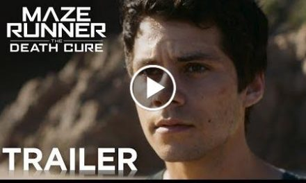 Maze Runner: The Death Cure  Official Final Trailer [HD]  20th Century FOX