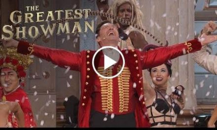 "The Greatest Showman  ""Come Alive"" Live Performance  20th Century FOX"
