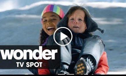 Wonder (2017 Movie) Official TV Spot – Holiday  Julia Roberts, Owen Wilson
